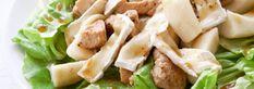 Smoothie z kiwi, pietruszki i pomarańczy - Fotokulinarnie Kiwi, Tiramisu, Potato Salad, Gnocchi, Chicken, Meat, Ethnic Recipes, Impreza, Nachos