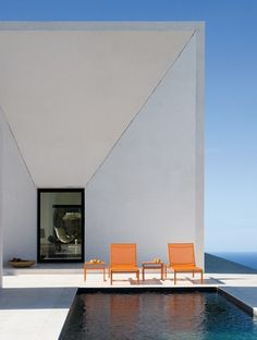 Inspiration for my next house. / Clean lines