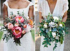 Att välja brudbukett till bröllopet är inte det lättaste. Vill du att den ska vara klassiskt, bohemisk, enkel eller kanske med liljekonvalj? Lyssna på din magkänsla och gå efter vad just du...