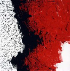 Golnaz Fathi - contemporary Iranian calligrapher