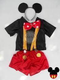 Resultado de imagen para disfraces de mickey mouse para bebes