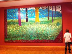 David Hockney David Hockney, Museum, Painting, Art, Art Background, Painting Art, Kunst, Paintings, Gcse Art