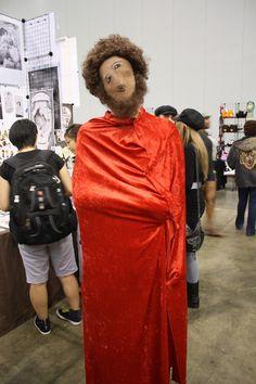 Ecce Mono cosplay!