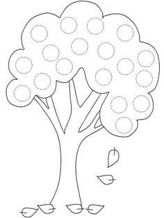 Patron arbre... ...