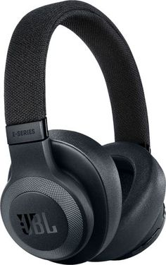 JBL - E Series E65BTNC Wireless Noise Canceling Over-the-Ear Headphones -  Matte ae1a2ca24a