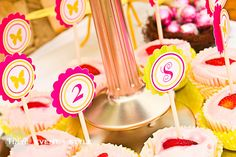 """Photo 1 of 34: 'Enchanted Garden Fairy Party' / Birthday """"Suhani turns 2!"""" 