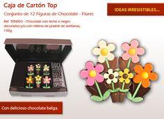 ¡Dile a tu madre cuánto le gusta ella y ofrecer sus deliciosos chocolates!