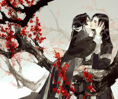 Vạn Hoa couple