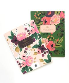 Rifle Paper Co. Vintage Blossom Notebook -