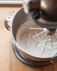 5 Things to Know About Your New Stand Mixer, actually really good tips here— Tips from The Kitchn   The Kitchn