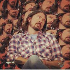 dave grohl=master of eyerolls
