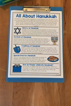 Holidays Around the World Activities Holidays Around the World Activities My students always love when it is time for our holidays around the world unit. They love learning about different holidays all around the world. These Hanukkah activities will help Hanukkah For Kids, Feliz Hanukkah, Hanukkah Crafts, How To Celebrate Hanukkah, Student Christmas Gifts, Christmas Gifts For Coworkers, Different Holidays, Holidays With Kids, Winter Holidays