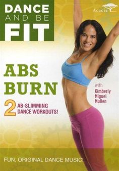 Shop Dance and Be Fit: Abs Burn [DVD] at Best Buy. Find low everyday prices and buy online for delivery or in-store pick-up. Ultimate Ab Workout, Best Full Body Workout, Easy At Home Workouts, Workout Dvds, Workout Essentials, Muscle Fitness, Transformation Body, Burn Calories, Glutes