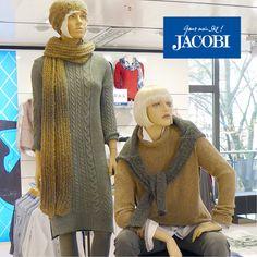 CLIXX des Tages: tolle Strickmode von #campione - jetzt warm anziehen!  #jacobi #modehausjacobi #modehaus #strick #köln #cologne