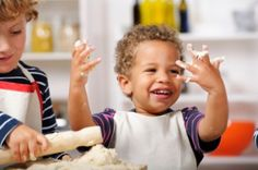 How to Cook With Your Toddler from New Parent