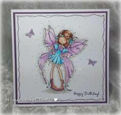 Sugar Nellie: Away with the Fairies...