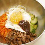 韓国料理★簡単栄養満点ビビンパ