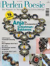 Neu Perlen Poesie Zeitschrift Nr. 31 Ausgabe ab 10. Dezember 2016