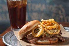Saw's BBQ Birmingham Alabama Pulled Pork