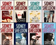 Sidney Sheldon is the best!!!!! I used to hate reading!!! But his books keep you interested the entire way through from beginning to end! Once you finish one you can't wait to start another!!!