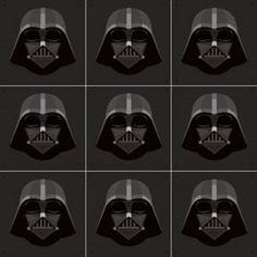 Stormtrooper / Darth Vader