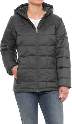 Columbia Sportswear Discovery Peak II Omni-Heat® Jacket - Insulated (For Women). Ski jacket fashions. I'm an affiliate marketer. When you click on a link or buy from the retailer, I earn a commission.