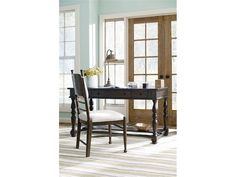 paula deen furniture outlet | Paula Deen by Universal Home Office Working Desk 193445 at Woodstock ...