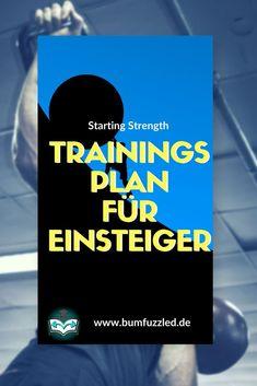 Starting Strength ist der Trainingsplan für Anfänger mit einer Garantie für Muskelaufbau - egal ob Männer oder Frauen. #startingstrenght #rippetoe #5x5 #bodybuilding #powerlifting #gewichtheben