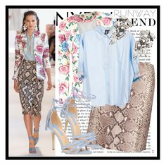 """178. NYFW"" by diana97-i ❤ liked on Polyvore featuring Altuzarra, New Look, Tory Burch, Dorothy Perkins, Accessorize, NYFW, runwaytrends and hottrends"