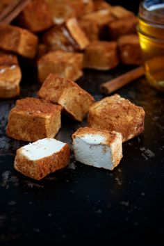 Cinnamon-Honey Marshmallows
