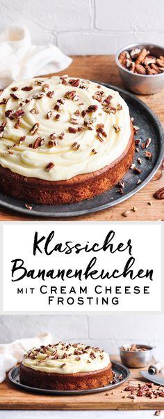 Rezept auf Englisch | Klassicher Bananenkuchen | eatlittlebird.com