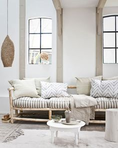 natural style living by the style files, via Flickr