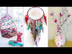 DIY ROOM DECOR! 25 Easy Crafts Ideas at Home - YouTube