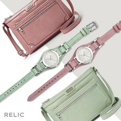 We're totally crushing on rose and mint! What color is your favorite?