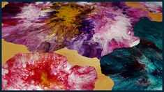 Abstract Acrylic Painting | New Combination Technique | Flower - YouTube Acrylic Pouring, Abstract Art, Channel, Make It Yourself, Texture, Artwork, Flowers, Youtube, Painting
