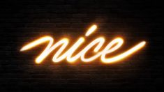 How to Create Light Painting Text Effect in Adobe Photoshop Tutorials Full HD Graphic Design HD Light Paint Paintings & Airbrushing Photoshop Text Effect Tutorial Typography Video