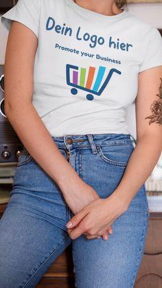 Die Spreadshirt Kollektion steht für bestmögliche Druckergebnisse auf absoluten Qualitätsprodukten. Teenager, Promote Your Business, Logos, Women, Fashion, Kleding, Moda, Fashion Styles, Logo