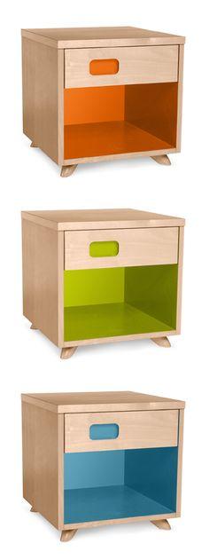 Childrens Furniture Night Stand Edgar Blazona Modern Furniture @ TheMagazine.info
