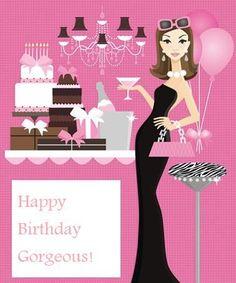 Happy Birthday Gorgeous, T. Happy Birthday Gorgeous, Happy Birthday Girls, Happy Birthday Pictures, Happy Birthday Messages, Happy Birthday Quotes, Birthday Love, Happy Birthday Greetings, Bday Girl, Birthday Pins