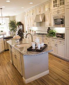 Granite Kitchen Countertops Done Right   Calfinder Remodeling Blog