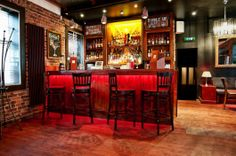 Cool Bars, Leeds, Whisky, Bourbon, Night, Home Decor, Bourbon Whiskey, Decoration Home, Room Decor