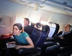 Lily Collins being silly en route to LAX | instagram 2013