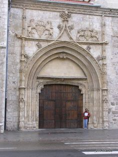 Iglesia de Jesuitas, Burgos