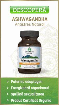 Sanatate pentru prieteni: Antistres natural-Ashwagandha