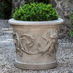 Campania International Berwind Cast Stone Planter