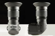 Nikon DR-5 Front and Side I