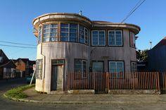 Modernist House - Castro, Chiloe Island, Chile