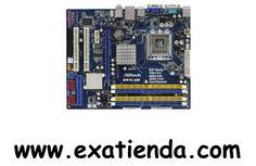 Ya disponible Placa Asrock s 775 g41c    (por sólo 83.89 € IVA incluído):   -Socket: 775 -CPU soportadas: Intel Core 2 Extreme / Core 2 Quad / Core 2 Duo / Pentium Dual Core / Celeron Dual Core / Celeron, supporting Penryn Quad Core Yorkfield and Dual Core Wolfdale  -Chipset: Intel G41 + ICH7 -Bus: FSB1333/1066/800/533 MHz -Formato: Micro ATX -Memoria: 2 x DDR3 1333(OC)/1066/800 2 x DDR2 800/667/533 -Grafica: Intel Graphics Media Accelerator X4500, hasta 1759MB -Slots: -
