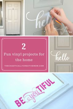 How To Make DIY Vinyl Decals Without Any Special Machines - How to make vinyl decals