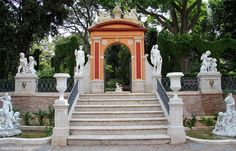Jardines de Monforte - Valencia by Victor_Ferrando, via Flickr
